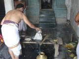 Sri Aalavandaar Raamanujan Tiruvadi Tirumanjam TheerthaVaari utsavam.JPG