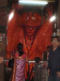 Hanuman brings back Rama Lakshmana from Patal Loka.jpg
