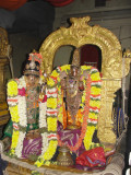 Sri Kesavan with Aandaal.JPG