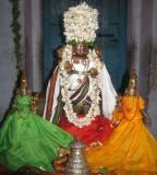 Sri Jayanthi Uthsavam - Sri Pachai vannan Sannathi