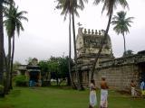 Pandava thoodar sannadhi with scenic beauty