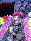 Sri Peyazhwar welcoming Parthasarathi at Mylapore on Ekkaduthangalday.JPG