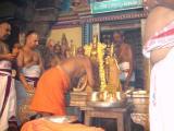 Thirumanjanam ends