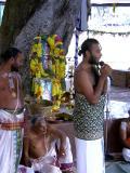 15-Srinidhi swamy deliververing the vote of thanks.JPG