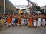 18-Arulicheyal goshti during Thiruvangadamudayan thiruveedhi purappadu.JPG