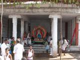 Perumal in Gangai kondan Mandapam.JPG