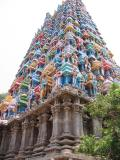 Srivaikundam gopuram