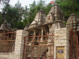 Day-5 Adi Badriantrh Shrine group temples