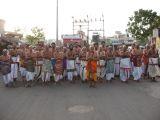 2nd day Goshti adorned by Emperumanar Jeeyar swamy.jpg