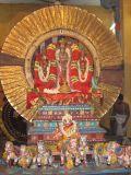 Full view of Narasimhar in Soorya prabhai.JPG