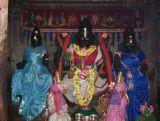 Rukminia Sathayabha Samehta Parthasarathi ( Vitru eruntha Thirukolam)