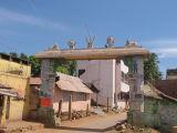 Entrance to the divyadesam
