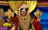 sangu malai thaNdu mudhal chakkaram mun yEandhum thAmaraik kaN nediya pirAn 3-9-10 of Periya Thirumozhi.JPG