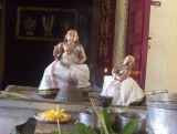 1-Acharyas Ready for thirumanjanam.JPG