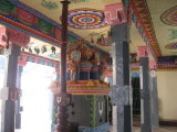 05-dvaja sthambam and Periya Thiruvadi sannithi.jpg