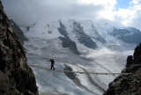 Swiss Alps via ferrata