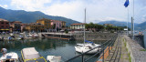 Lake Como, Colico harbour