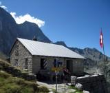 Sciora hut