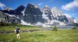 Canadian Rockies Tonquin Valley, Jasper Nat Park