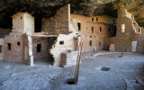 Colorado Mesa Verde NP pueblo indian cliff dwellings