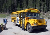Big Yellow Taxi to Sunshine Meadows