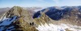 Feb 08 the Forcan Ridge -The Saddle