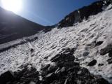 toubkal snowfield