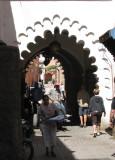 Medina gate