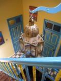 essaouira hotel stairs