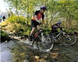 May 08 Brian at 'Ten under the Ben' mountain bike race