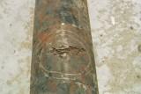 Metal corrosion under disbonded coating (Egypt)