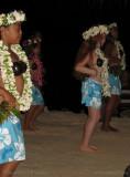 Island Night - our first evening on Aitutaki