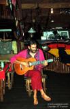 Eduardo at LaPaella, a little piece of Spain in the Pacific, Vava'u Group, Tonga