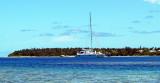 At anchor, Ha'apai Group, Tonga
