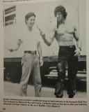 Jeff Imada & Stallone