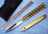 Brass model from Knifezilla website (price=$500!)