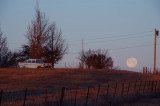 Wolf Moon and '57 Chevy