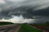 Severe T-Storm near Burlington Junction
