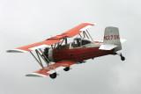 Biplane at Albany Airport