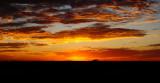 Sunset Mural