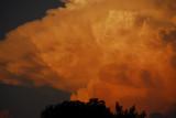 Monster Sunset Storm