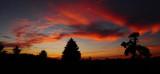Missouri Sunset Panorama