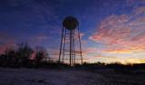 Winter Sunrise over Albany