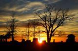 Sunset (January 7)