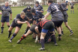 2nd XV mash Halifax 3rd team 44-8, 2-2-2008