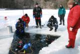 02/05/2009 Ice Diver Drill Hanson MA