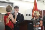 09/01/2009 Chief William Carrico II Swearing In Halifax MA