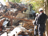 10/14/2009 PCTRT Collapse Rescue Drill Marshfield MA