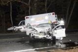 10/19/2010 Fatal Ambulance MVA West Bridgewater MA