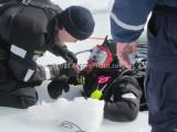 02/14/2011 PCTRT Ice Dive Drill Hanson MA